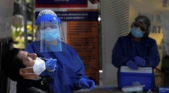 מקסיקו: 2,343 אנשים אובחנו בקורונה ביממה האחרונה