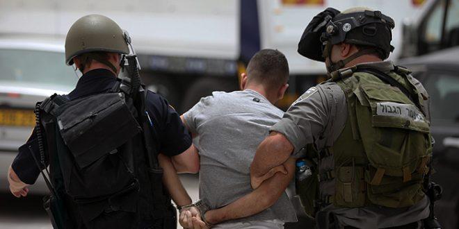 הכוחות הישראליים עצרו שלושה פלסטינים בבית לחם