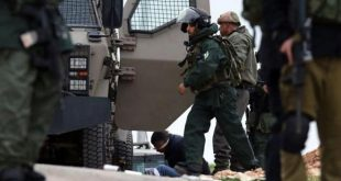 הכוחות הישראליים עצרו 3 פלסטינים בגדה המערבית
