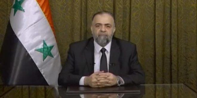 שר הו'קף : מעשי הציונים נגד אל-אקצא והמתפללים הם הפנים האמיתיות של ישות הכיבוש