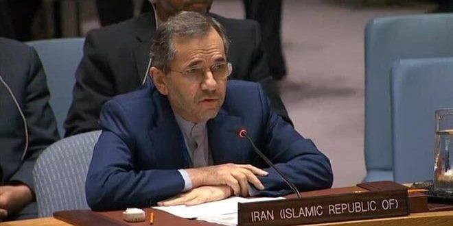 """איראן מתחה ביקורת חריפה נגד האדישות של מועה""""ב"""