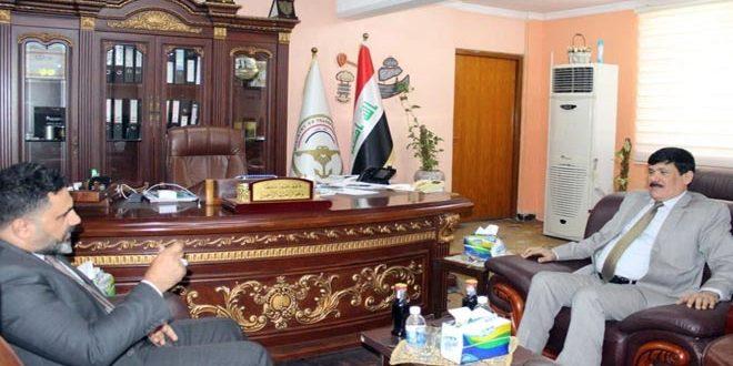 שיחות סוריות-עיראקיות לשיתוף פעולה בתחום התחבורה
