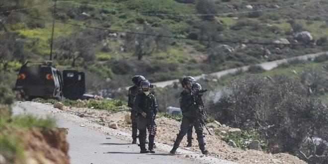מתנחלים משתלטים על שטחים מאדמות הפלסטינים מזרחית לטובאס