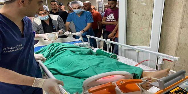 ילד פלסטיני נפל חלל בצפון חברון
