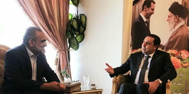 שיחות סוריות-איראניות להדוק שיתוף הפעולה המדעי התרבותי והאקדמאי