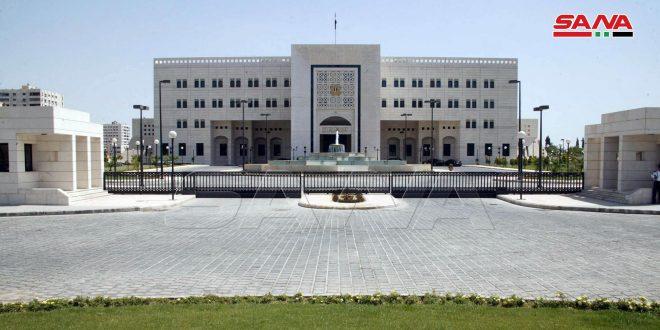 הממשלה בציון זכרון יסודו של הצבא הערבי הסורי .. נמשיך בתהליך השיקום והפתוח