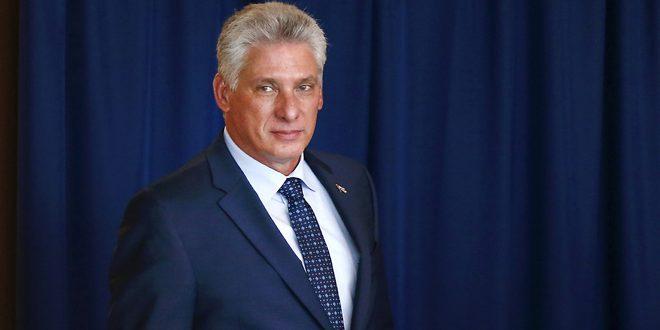נשיא קובה: יש להפסיק את ההתערבות החיצונית בענייני סוריה ולכבד את ריבונותה