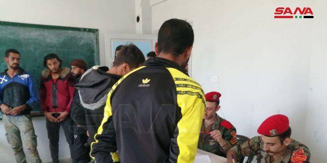 עשרות חמושים ודרושים הצטרפו להסכם ההסדרה בריף דרעא