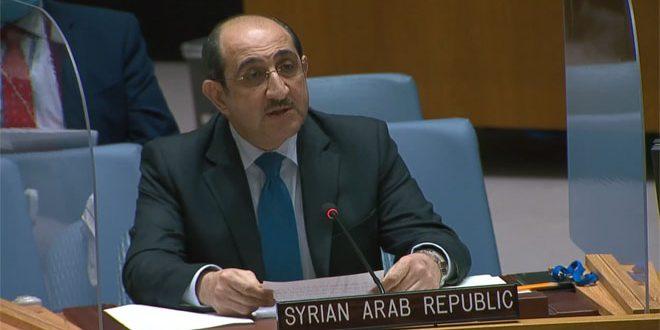 """סבאע': ארה""""ב והאיחווד האירופי חייבים להסיר את המצור המוטל על העם הסורי"""