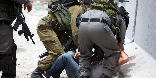 עצירת 3 פלסטינים בדרום שכם