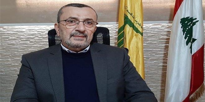 עז א-דין: אינטרס לבנון טמון בהקמת יחסים מצוינים עם סוריה