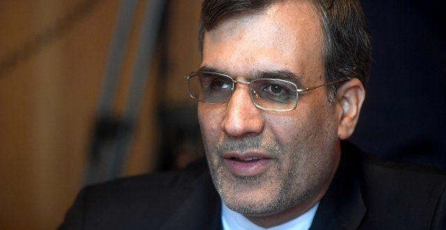 Ансари: Тегеран надеется на успех Конгресса сирийского национального диалога в Сочи
