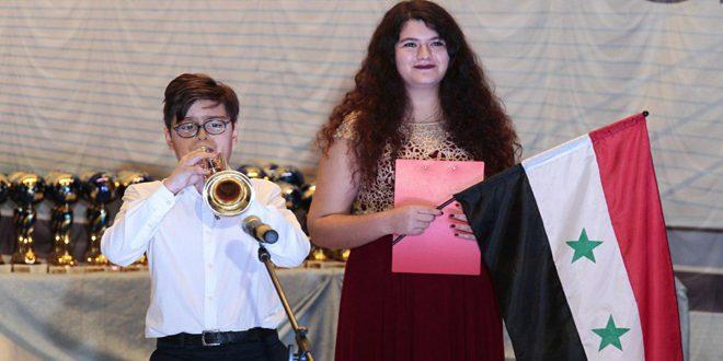 На фестивале в Сочи дети из Сирии удивили присутствующих своим талантом