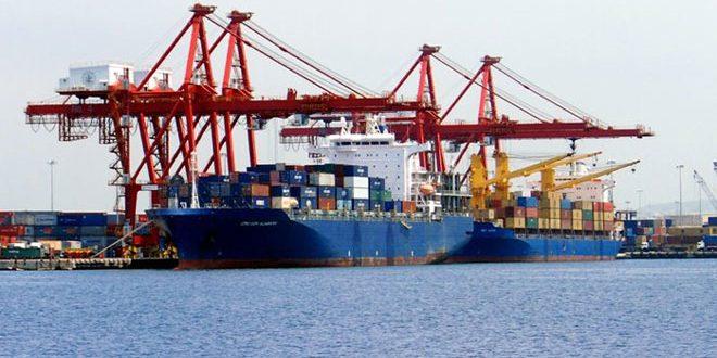 Порты Латакия, Тартус и Арвад возобновили работу