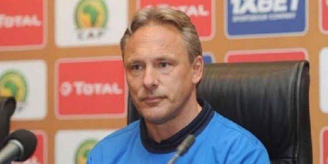 Антуан Хей станет тренером сборной Сирии по футболу