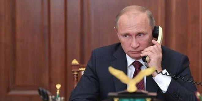 Президент РФ: Прекращение военных действий в Сирии не касается террористических организаций