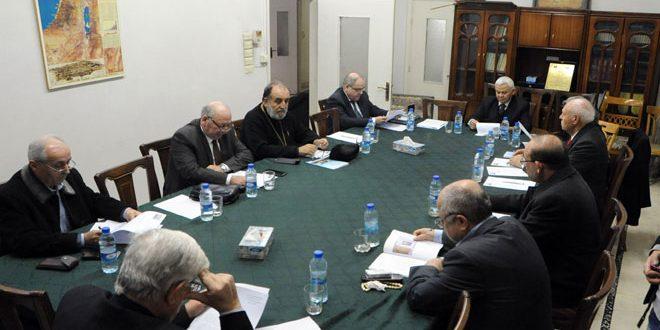 Сирийский народный комитет по поддержке палестинского народа подтвердил неизбежность побед Сирии