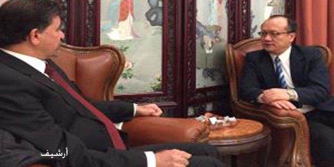 Цяньцзинь и Абдель-Хади: Необходимо уважать суверенитет Сирии