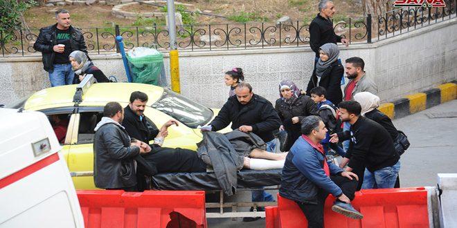 Боевики продолжают обстрелы мирного населения в Дамаске и Дараа
