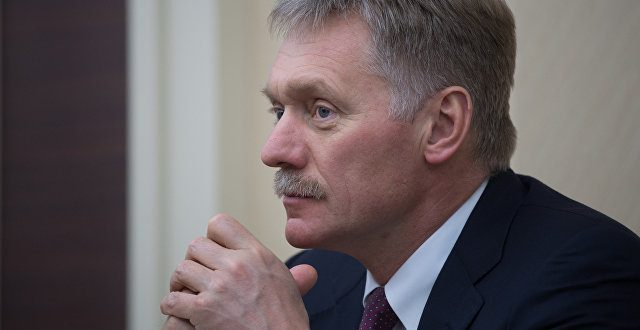 Песков: За ситуацию в Восточной Гуте ответственны те, кто поддерживает террористов