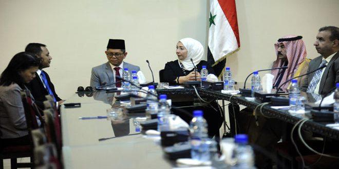 Депутат из Индонезии: Большинство индонезийцев поддерживают сирийское государство