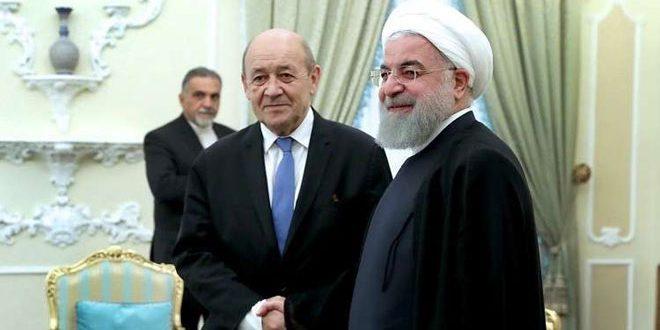 Роухани: Единственное решение в Сирии – это поддержка усилий и укрепление позиций сирийского правительства