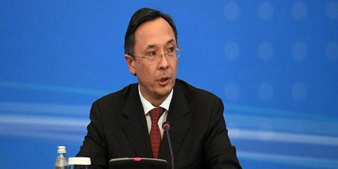 МИД Казахстана: В Астане намечено принять совместное трёхстороннее заявление по Сирии