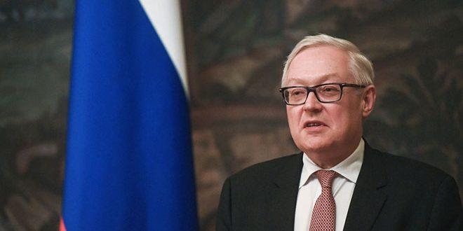 Рябков: США и их партнеров приводит в бешенство улучшение ситуации в Сирии