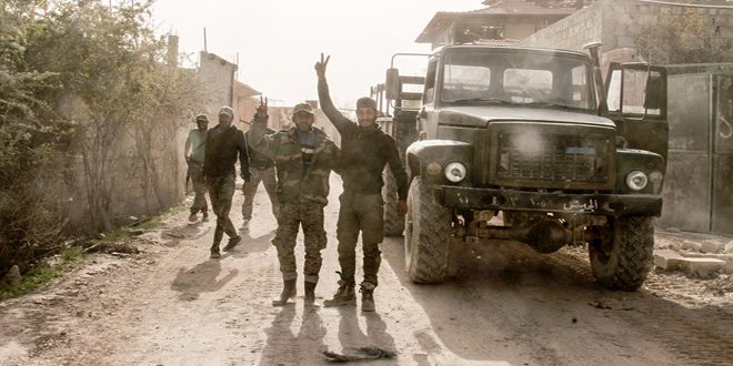 Фронт исламского действия в Ливане: Сирия победила терроризм
