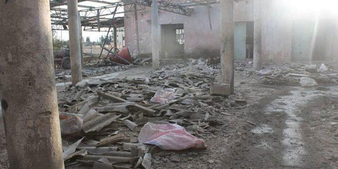 САНА: Турецкие военные совершили преступления в отношении мирного населения Африна