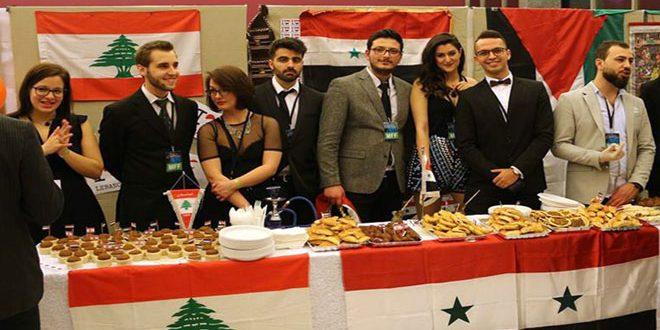 В Венгрии сирийские студенты приняли участие в университетских фестивалях