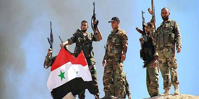 Сводка контртеррористических операций Сирийской армии за 6 марта