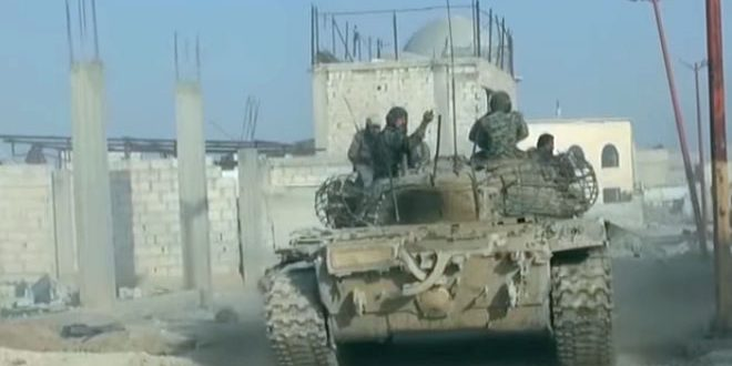 Сводка контртеррористических операций Сирийской армии за 7 марта