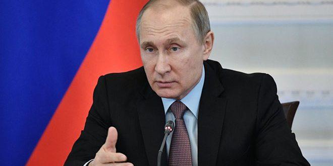 Путин: В Сирии нам хотелось не просто побряцать оружием у нас была серьёзная озабоченность
