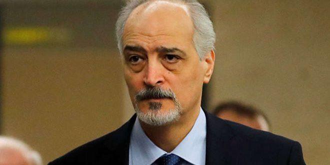 Аль-Джафари: Отмена заседания СБ ООН по Сирии является важным политическим посланием западным манипуляторам