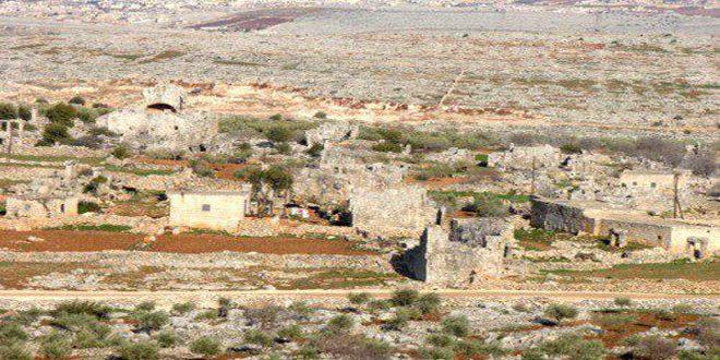 Турецкие самолеты уничтожили археологический памятник Брада в Африне