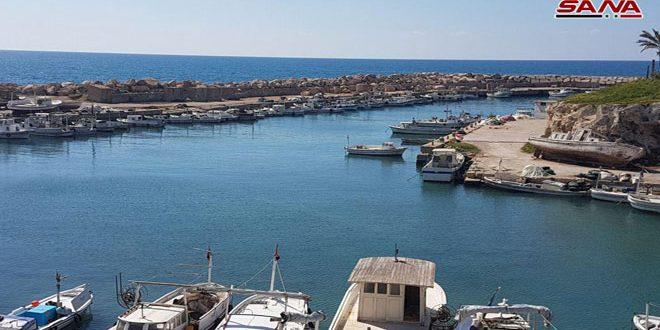 Порт Джебла – подарок природы на средиземном побережье Сирии