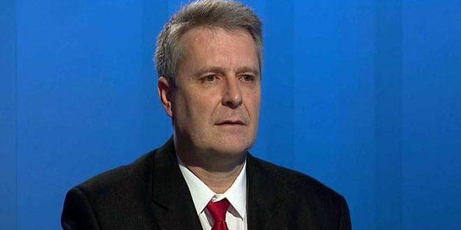 Гроспич: За продолжение кровопролития в Сирии ответственен американский империализм