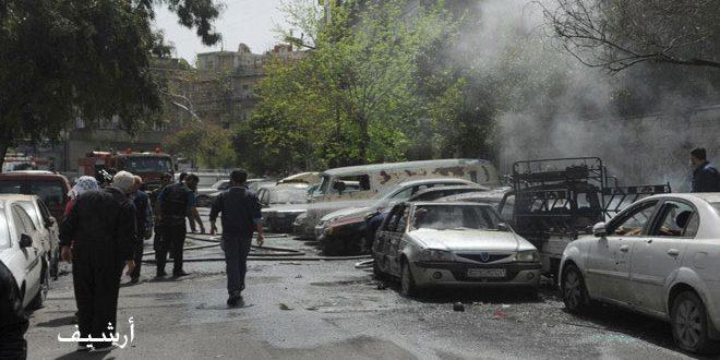 В новых террористических обстрелах Дамаска и пригородов погибли мать и дочь, а получили ранения 3 мирных жителя