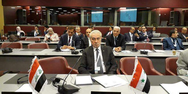 В работе 138-й ассамблеи Межпарламентского союза принимает участие делегация НС САР