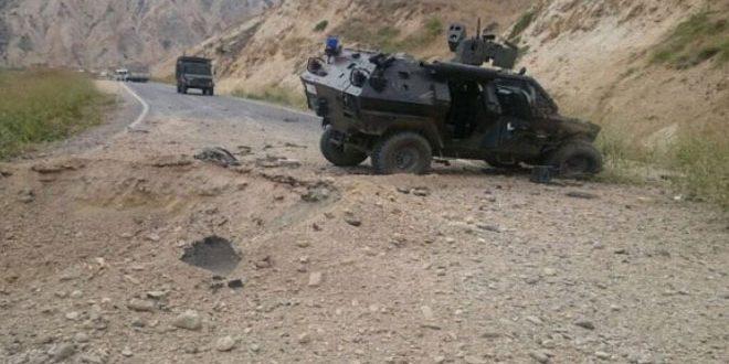 В Турции при атаке на армейские позиции погибли 3 военнослужащих