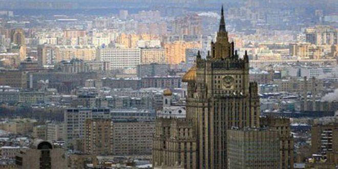 Захарова: Агрессия против Сирии нацелена против суверенного государства