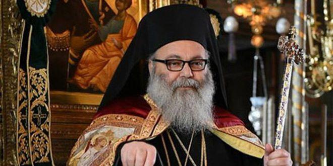 Патриарх Языджи осудил угрозы США против Сирии