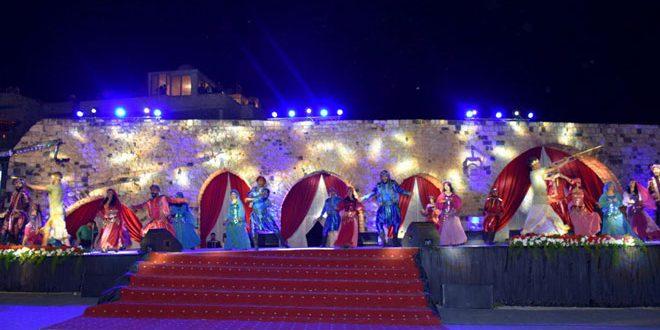В городе Хама стартовал XIV Весенний фестиваль