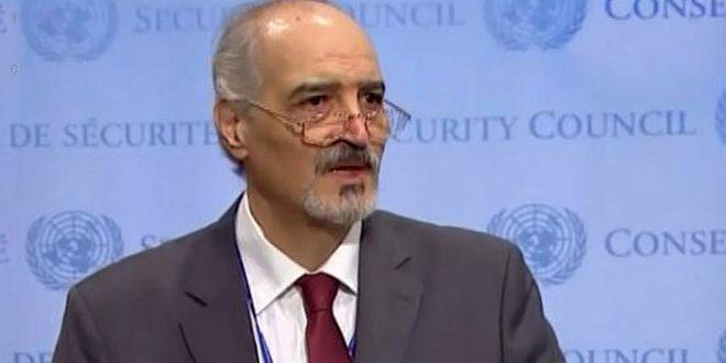 Аль-Джафари: Сирийское правительство облегчит доступ комиссии экспертов ОЗХО в Думу