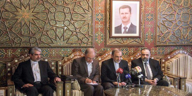 Велаяти: После семи лет борьбы с терроризмом Сирия стала сильнее, чем была