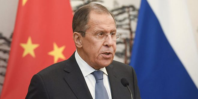 Лавров: Восстановление Сирии требует уважения суверенитета страны