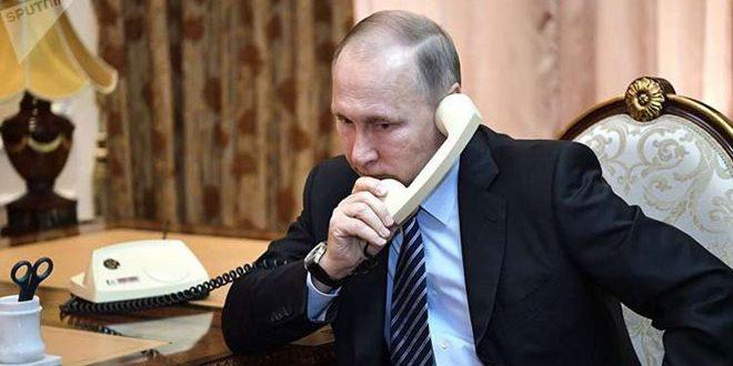 Президент РФ и глава режима Турции обсудили урегулирование в Сирии и обострение ситуации на Ближнем Востоке