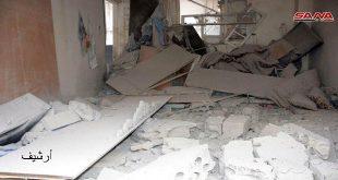В Алеппо в квартале Аль-Маади взорвалось СВУ, 2 человека погибли и 3 пострадали