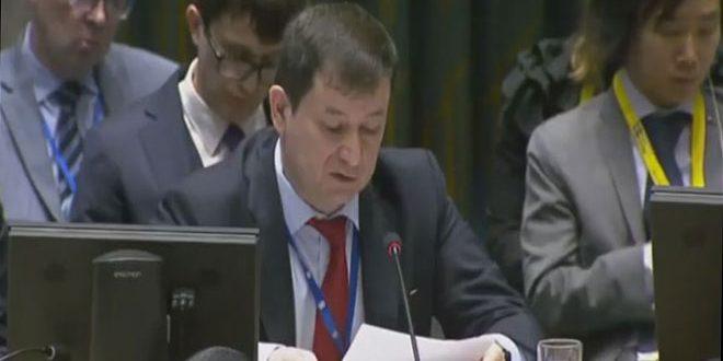 Заместитель постоянного представителя РФ при ООН: Силы США должны покинуть территорию Сирии